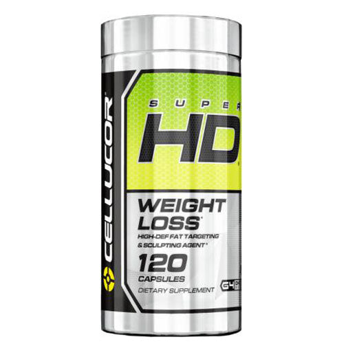Super HD Weight Loss 120 capsules | Cellucor