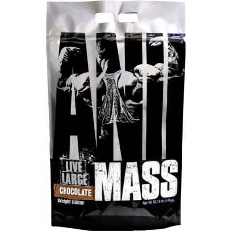 Animal Mass 10 lbs 28 servings, Chocolate | Universal Nutrition
