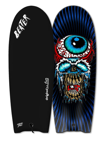 "Catch Surf UK - ....Lost 54"" Beater - Eyeball Black - Finless"