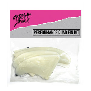 Catch Surf UK - Hi-Perf Quad Fin Set
