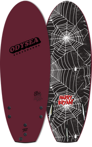 "Odysea - 5'0"" Stump Pro - Harry Bryant"