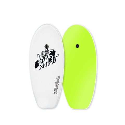 Wave Bandit - 37'' Shred Sled - White