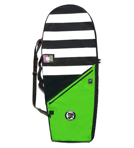 Board Bag - Black & Lime - Catch Surf UK