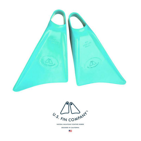US Fin Co - Swim Fins - Aqua - Catch Surf UK