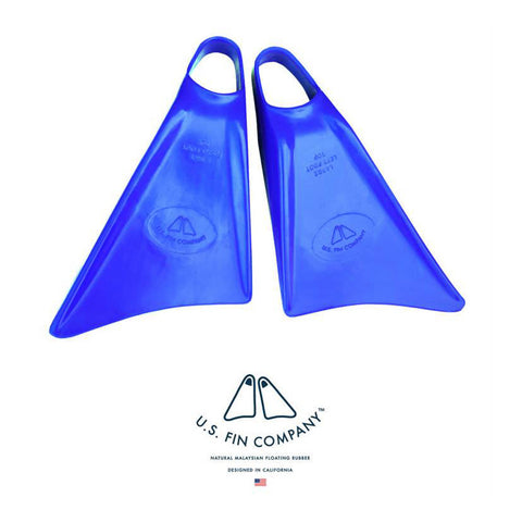 US Fin Co - Swim Fins - Cobalt - Catch Surf UK