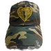 Angeleyes Heart Baseball cap. Angelwings and evil eye shapped in a heart for extra protection.