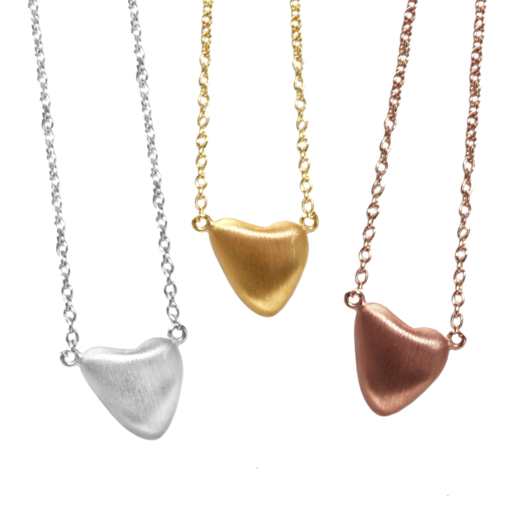 Mindful Pebble Necklace jewelry symbolizing Mindfulness by the GodDaughters
