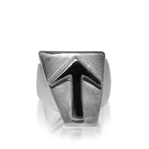 The Warrior Ring is a representation of a spirit, the WARRIOR spirit. It symbolizes courage, victory in battle and absolute trust in one's will and determination.