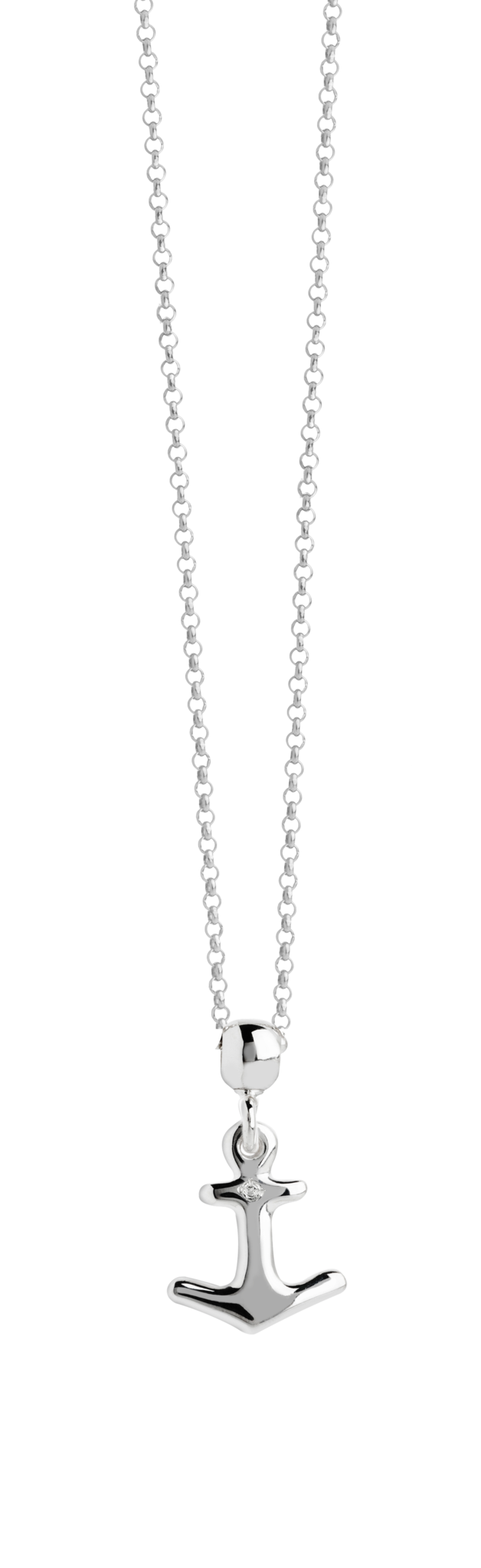 necklace silver
