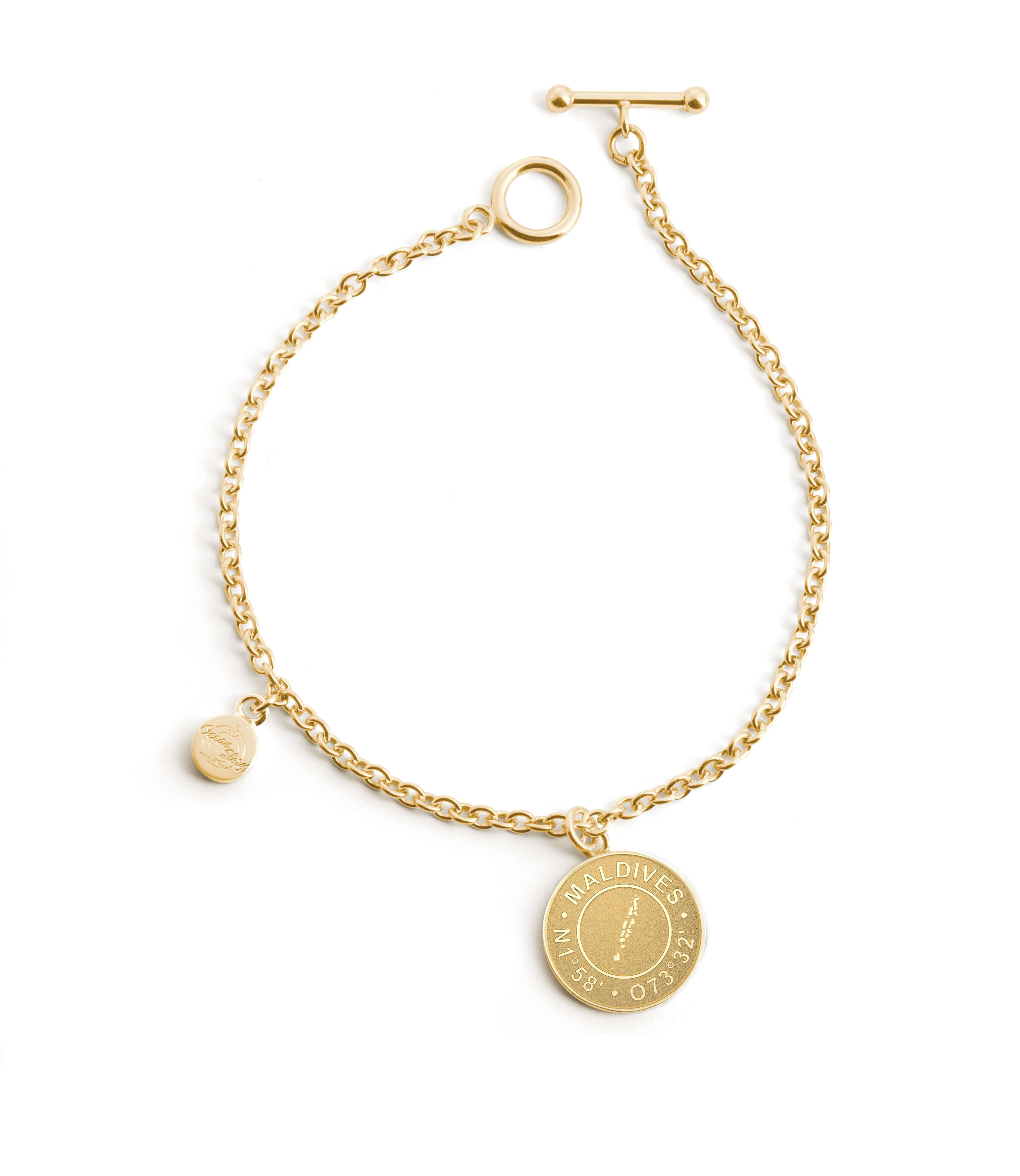 Maldives Bracelet Gold