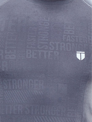 'Stronger, Better, Faster' - Raglan Sleeve