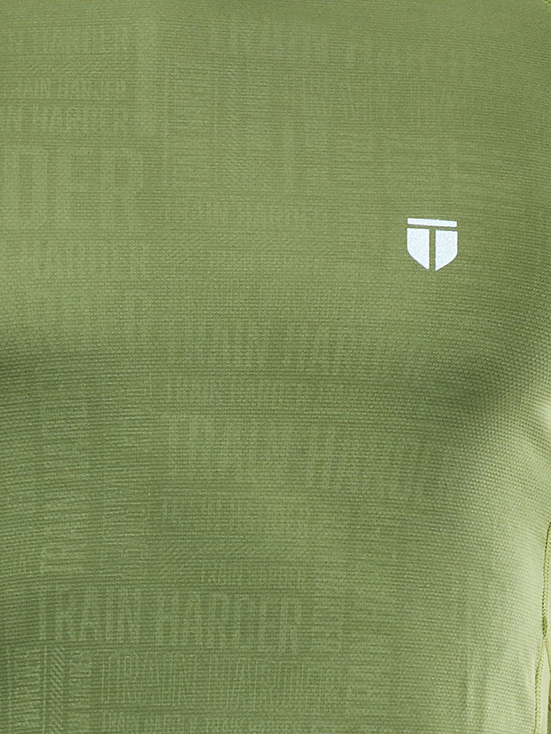 'Train Harder' - Raglan Sleeve