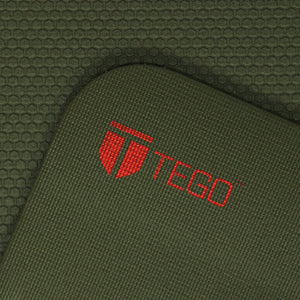 Truly Reversible Mat with GuideAlign™ - Camo Red