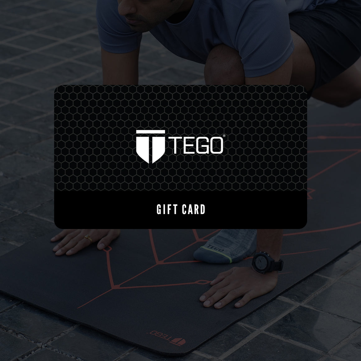 TEGO - Digital Gift Card