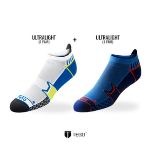 Ultralight No Show - 2PC