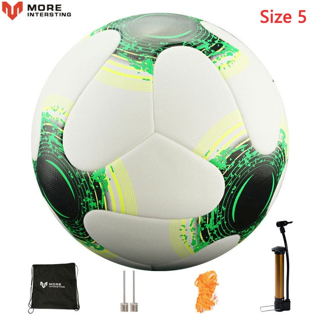 Russia Professional Size 4 Size 5 Football Premier Pu Seamless Soccer Easyleads Store2