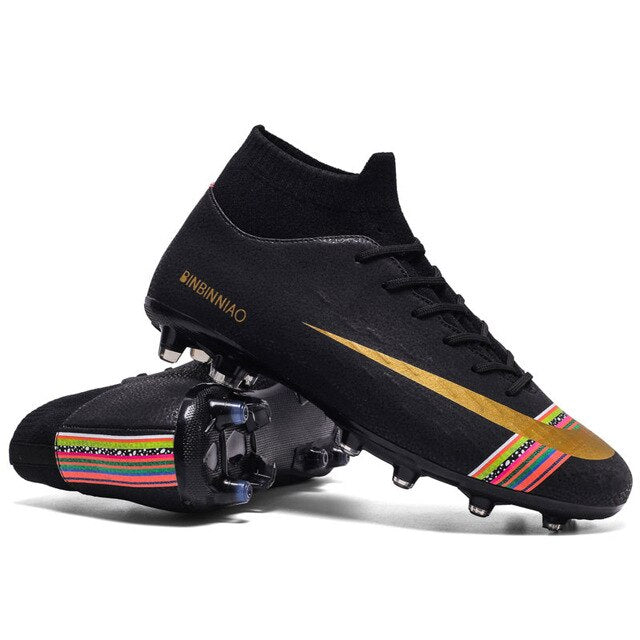 MWY Soccer Shoes For Men Football Boots
