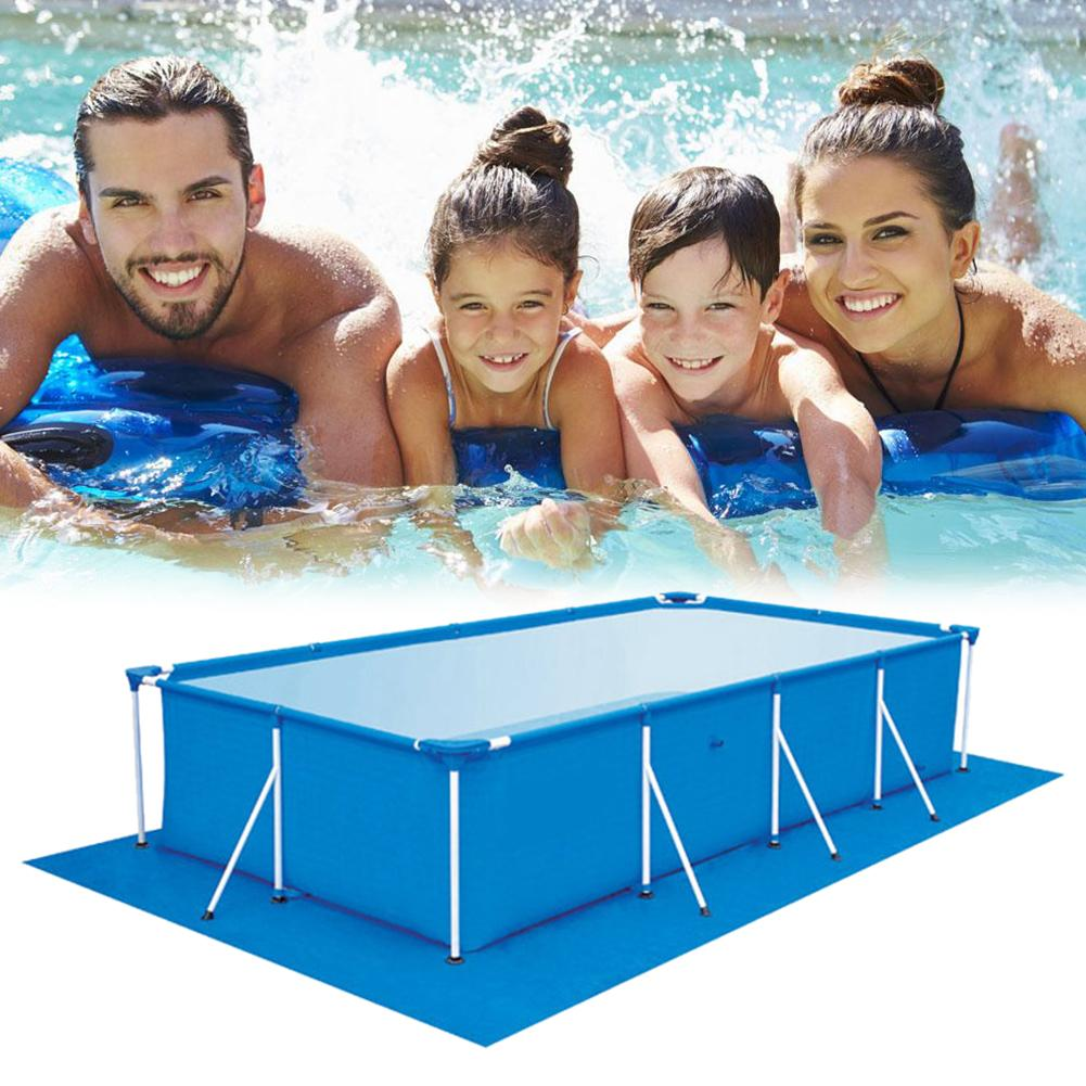 500*300CM Above Ground Pool Ground Cloth Pool Inflatable Cover