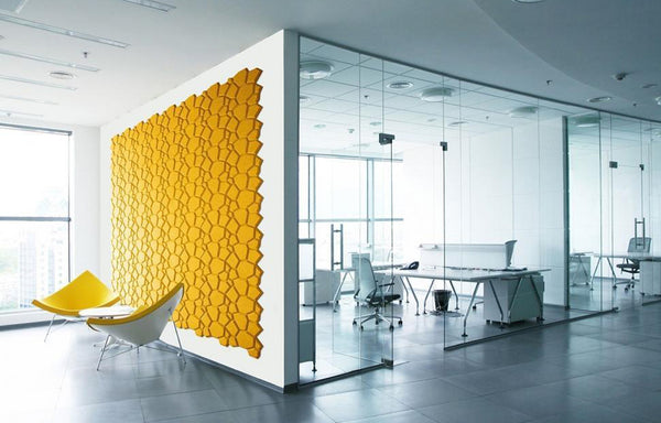 MURATTO CORK WALL DESIGN - ORGANIC BLOCKS - BEEHIVE
