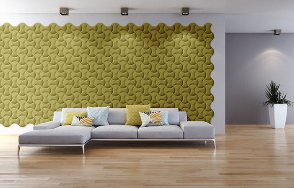 MURATTO CORK WALL DESIGN - ORGANIC BLOCKS - SENSES