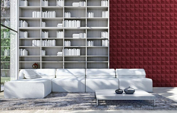 MURATTO CORK WALL DESIGN - ORGANIC BLOCKS - PEAK