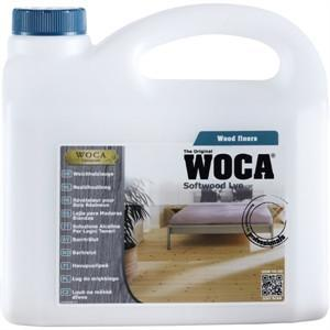 WOCA Softwood Lye for wooden floors 2.5L