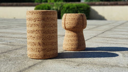 Champagne Style Cork Stool