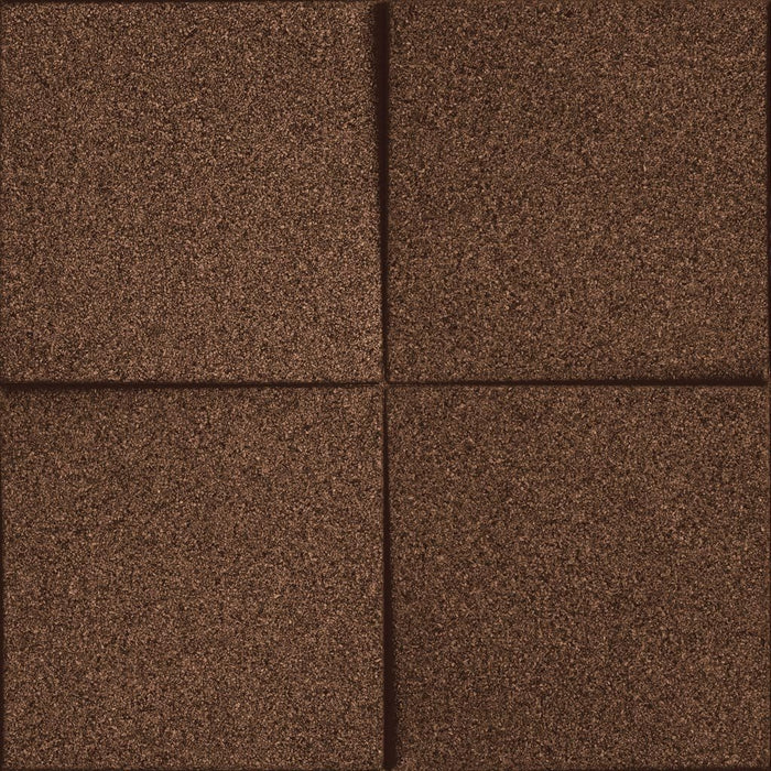 MURATTO CORK WALL DESIGN - ORGANIC BLOCKS - CHOCK - EMERALD