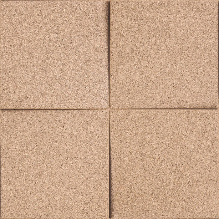 MURATTO CORK WALL DESIGN - ORGANIC BLOCKS - CHOCK - IVORY
