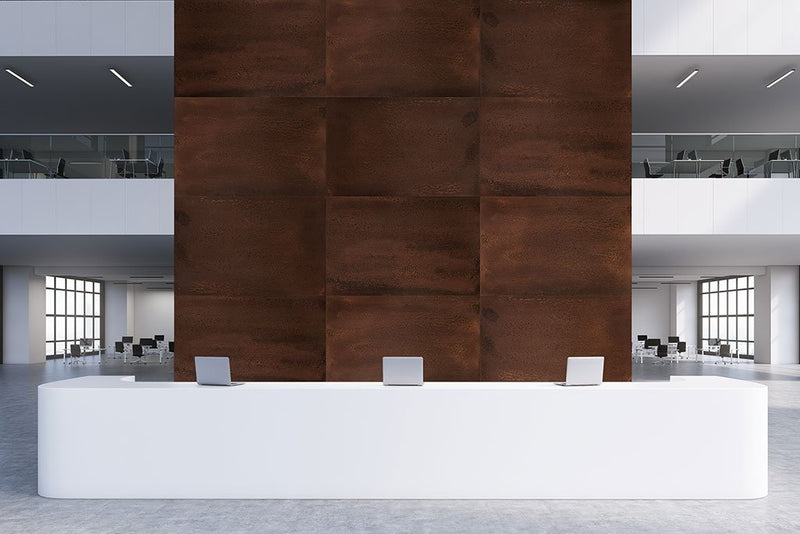 MURATTO CORK WALL DESIGN - METALEGANCE - METAL BLACK