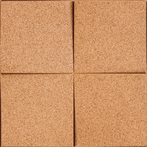 MURATTO CORK WALL DESIGN - ORGANIC BLOCKS - CHOCK - YELLOW