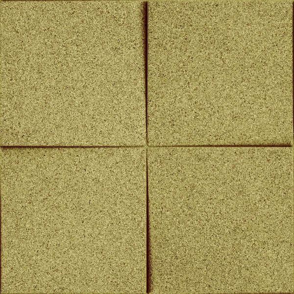 MURATTO CORK WALL DESIGN - ORGANIC BLOCKS - CHOCK - OLIVE