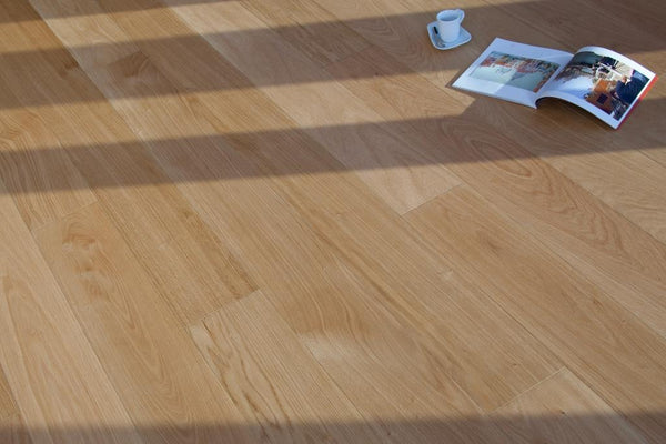 Mayfair Engineered European Oak Flooring Prime Grade Natural Wood