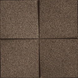 MURATTO CORK WALL DESIGN - ORGANIC BLOCKS - CHOCK - TAUPE
