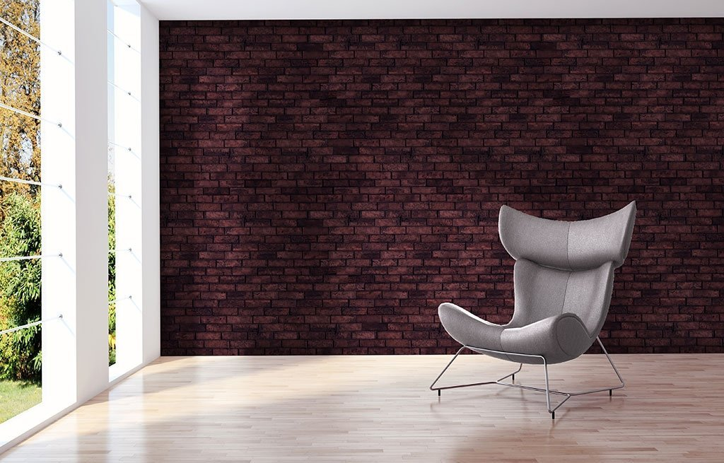 MURATTO CORK WALL DESIGN - CORK WALL DESIGN - CORK BRICKS - BEVELLED - GREY