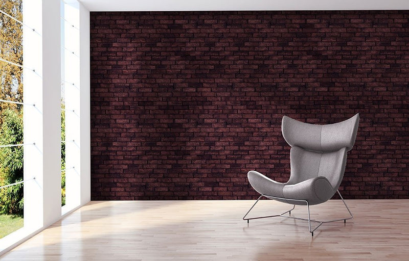 MURATTO CORK WALL DESIGN - CORK WALL DESIGN - CORK BRICKS - BEVELLED - TERRACOTA