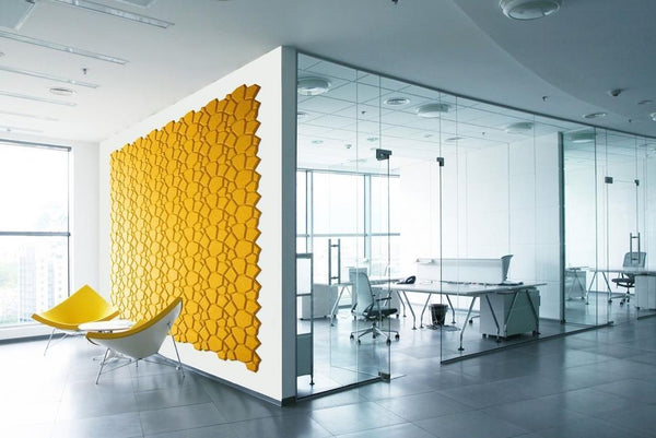MURATTO CORK WALL DESIGN - ORGANIC BLOCKS - BEEHIVE - NATURAL