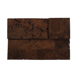 MURATTO CORK WALL DESIGN - CORK WALL DESIGN - CORK BRICKS - 3D - GREY