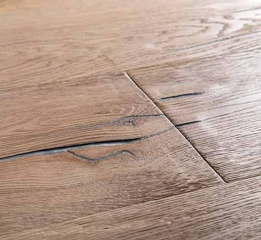 Boen Engineered European Oak Vintage White 14mm x 209mm SOGVZMWD