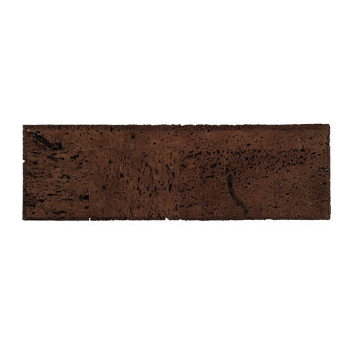 MURATTO CORK WALL DESIGN - CORK WALL DESIGN - CORK BRICKS - BEVELLED - BROWN