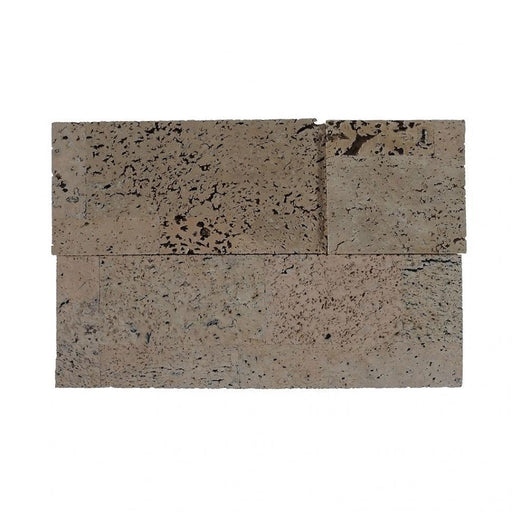MURATTO CORK WALL DESIGN - CORK WALL DESIGN - CORK BRICKS - 3D - IVORY