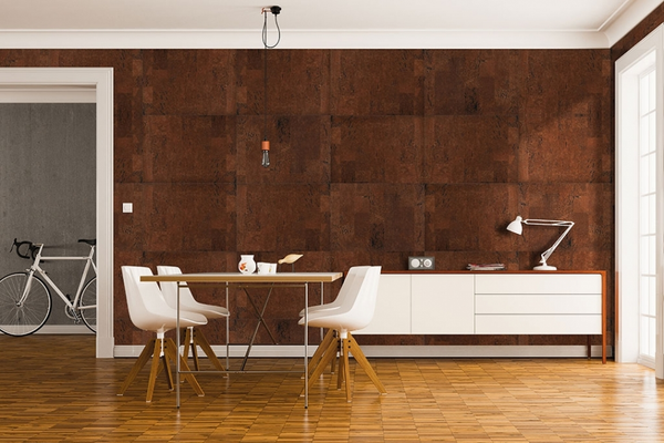 MURATTO CORK WALL DESIGN- PRIMECORK - CAPPUCCINO