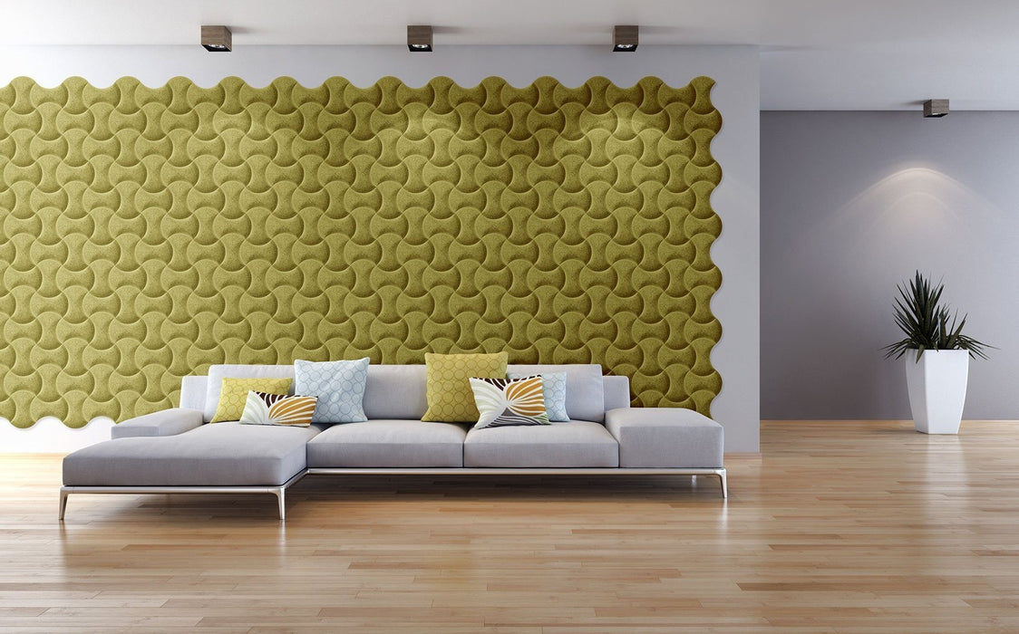 MURATTO CORK WALL DESIGN - ORGANIC BLOCKS - SENSES - NATURAL
