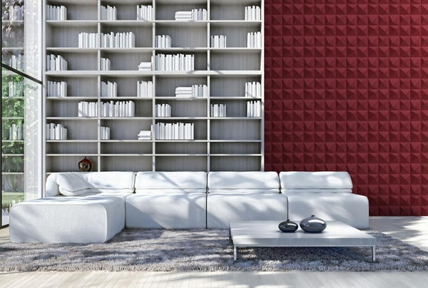 MURATTO CORK WALL DESIGN - ORGANIC BLOCKS - PEAK - NATURAL