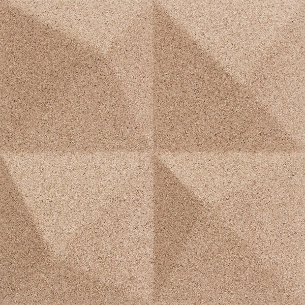 MURATTO CORK WALL DESIGN - ORGANIC BLOCKS - PEAK - OLIVE