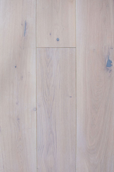 'Snow' Engineered European Oak Flooring