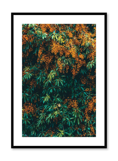 Minimalist design poster by Opposite Wall with budding tree photography