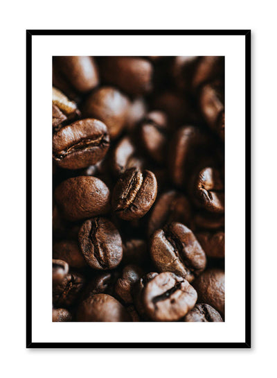 Energy Beans is a coffee photography poster by Opposite Wall.
