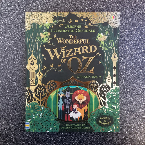Book, The Wonderful Wizard of Oz