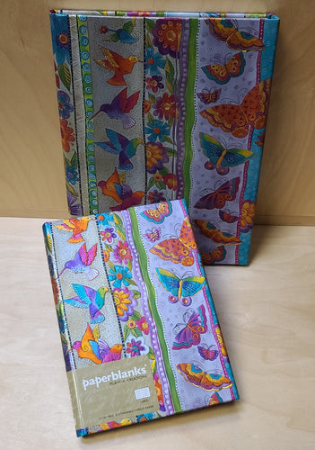 Journals Set - Hummingbirds & Flutterbyes